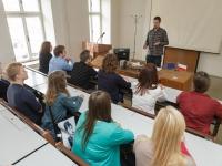 Mezinárodní vědecká konference v Olomouci12