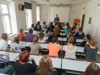 Mezinárodní vědecká konference v Olomouci13